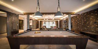 Pool table installers in Milwaukee, Wisconsin