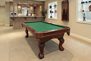 Professional pool table installers in milwaukee