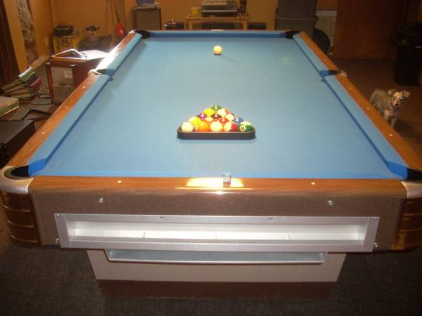 Pool Tables For Sale Sell A Pool Table In Milwaukee Wasconsin - Retro pool table