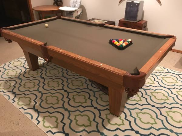 Pool Tables For Sale Sell A Pool Table In Milwaukee Wasconsin - Move a pool table without taking it apart
