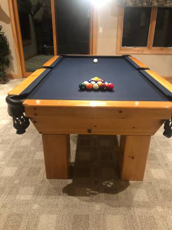 Pool Tables For Sale Listings Milwaukee Solo Pool Table