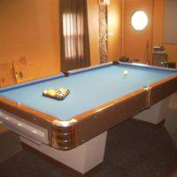Schmidt 8ft Pool Table