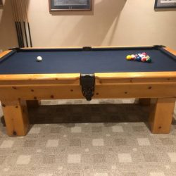 7' Connelly Billiards Pool Table