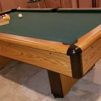 AMF Playmaster Pool Table 7 ft